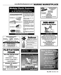 Marine News Magazine, page 45,  May 2006