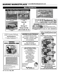 Marine News Magazine, page 46,  May 2006