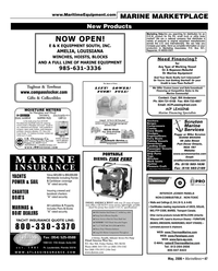 Marine News Magazine, page 47,  May 2006
