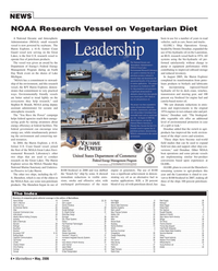 Marine News Magazine, page 4,  May 2006