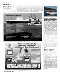 Marine News Magazine, page 6,  May 2006