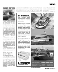 Marine News Magazine, page 7,  May 2006