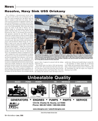 Marine News Magazine, page 10,  Jun 2006