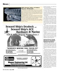 Marine News Magazine, page 16,  Jun 2006