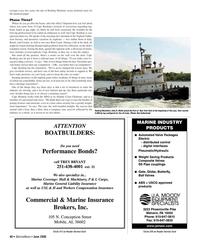 Marine News Magazine, page 40,  Jun 2006