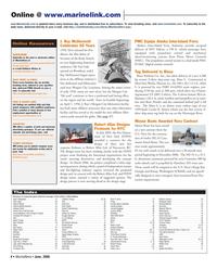 Marine News Magazine, page 4,  Jun 2006