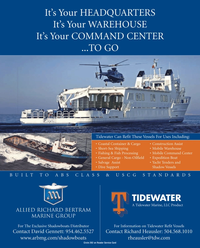 Marine News Magazine, page 3rd Cover,  Jun 2006