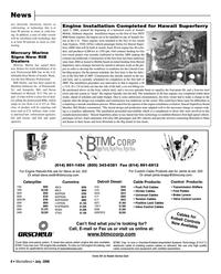 Marine News Magazine, page 8,  Jul 2006