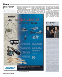 Marine News Magazine, page 12,  Jul 2006