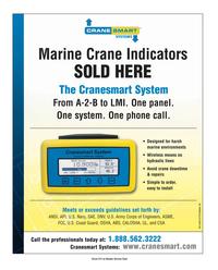 Marine News Magazine, page 2nd Cover,  Jul 2006