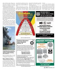 Marine News Magazine, page 21,  Jul 2006