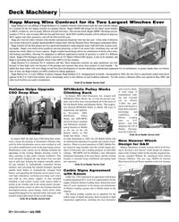 Marine News Magazine, page 26,  Jul 2006
