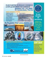 Marine News Magazine, page 36,  Jul 2006