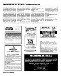Marine News Magazine, page 42,  Jul 2006