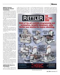 Marine News Magazine, page 5,  Jul 2006