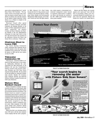 Marine News Magazine, page 7,  Jul 2006
