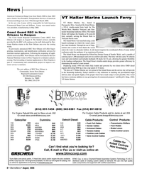 Marine News Magazine, page 8,  Aug 2006