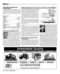 Marine News Magazine, page 10,  Aug 2006