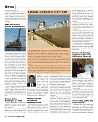 Marine News Magazine, page 12,  Aug 2006
