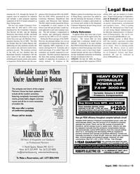 Marine News Magazine, page 15,  Aug 2006