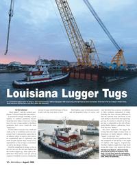 Marine News Magazine, page 18,  Aug 2006