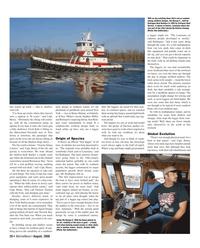 Marine News Magazine, page 20,  Aug 2006