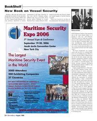 Marine News Magazine, page 24,  Aug 2006