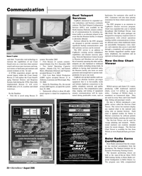 Marine News Magazine, page 26,  Aug 2006