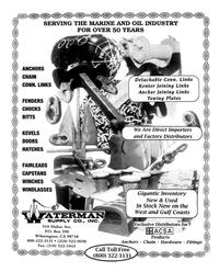 Marine News Magazine, page 1,  Aug 2006