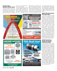 Marine News Magazine, page 28,  Aug 2006
