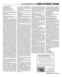 Marine News Magazine, page 31,  Aug 2006