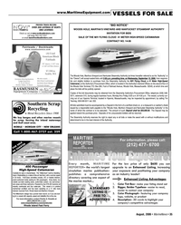 Marine News Magazine, page 35,  Aug 2006