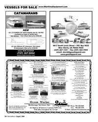 Marine News Magazine, page 36,  Aug 2006