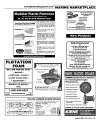 Marine News Magazine, page 37,  Aug 2006