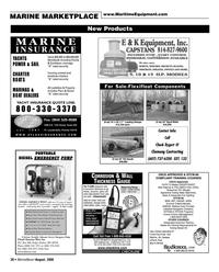 Marine News Magazine, page 38,  Aug 2006