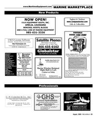 Marine News Magazine, page 39,  Aug 2006