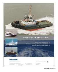 Marine News Magazine, page 5,  Aug 2006