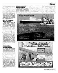 Marine News Magazine, page 7,  Aug 2006