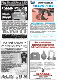 Marine News Magazine, page 9,  Jan 2, 2010