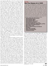 Marine News Magazine, page 31,  Jan 2, 2010