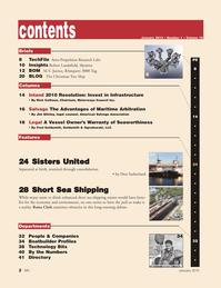 Marine News Magazine, page 2,  Jan 2, 2010