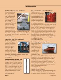 Marine News Magazine, page 38,  Jan 2, 2010