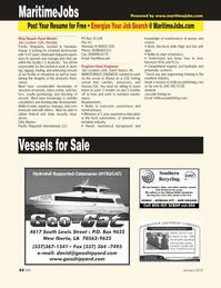 Marine News Magazine, page 44,  Jan 2, 2010