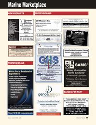 Marine News Magazine, page 47,  Jan 2, 2010