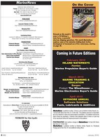 Marine News Magazine, page 4,  Jan 2, 2010