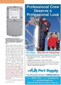 Marine News Magazine, page 11,  Jan 2011 off the shelf solutions