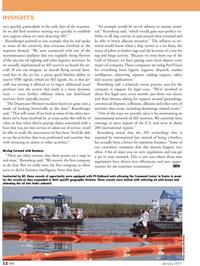 Marine News Magazine, page 12,  Jan 2011 Gulf of Mexico