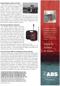 Marine News Magazine, page 23,  Jan 2011 Osage