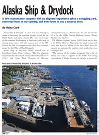 Marine News Magazine, page 30,  Jan 2011