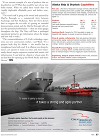 Marine News Magazine, page 37,  Jan 2011 Alaska